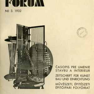 Forum magazine cover