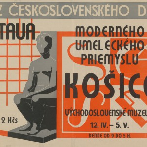 Exhibition of Modern Industrial Design in Košice