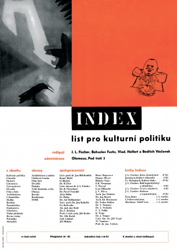Index, letter for cultural politics