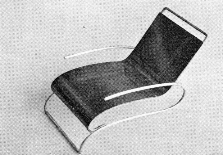 Photography of an armchair model